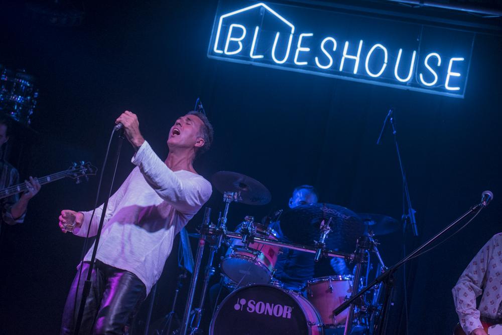 The Strangers photos live @ BluesHouse