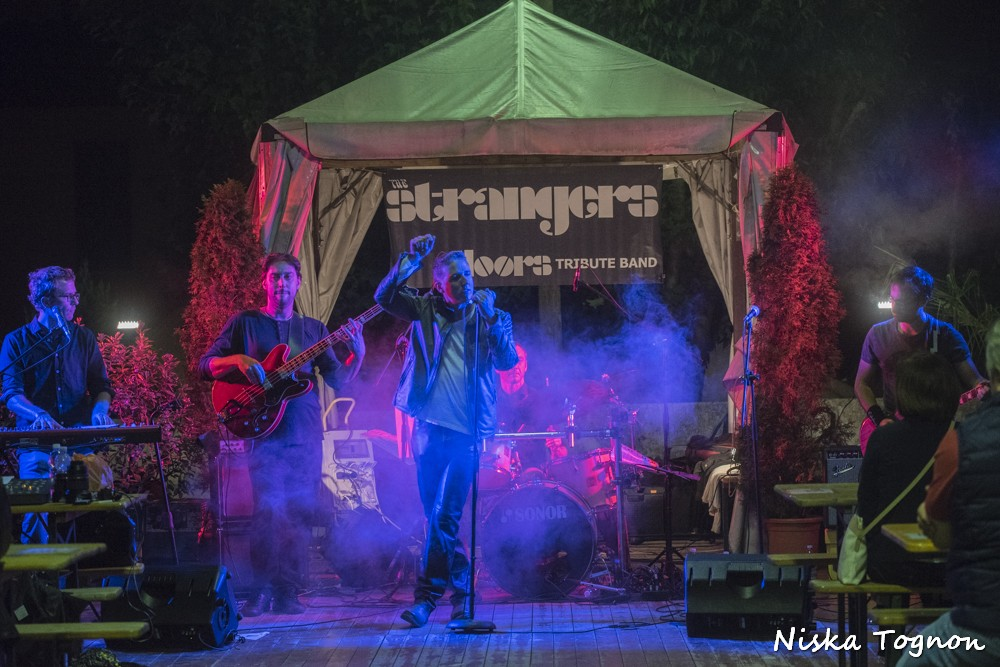 The Strangers photos live @ Al Basell