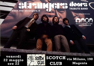 LOCANDINA SCOTCH CLUB